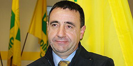 Battista Cualbu, presidente regionale della Coldiretti
