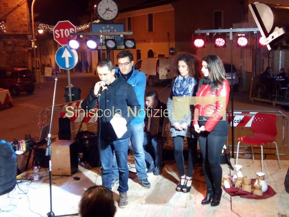 Jaime Severi annuncia i vincitori