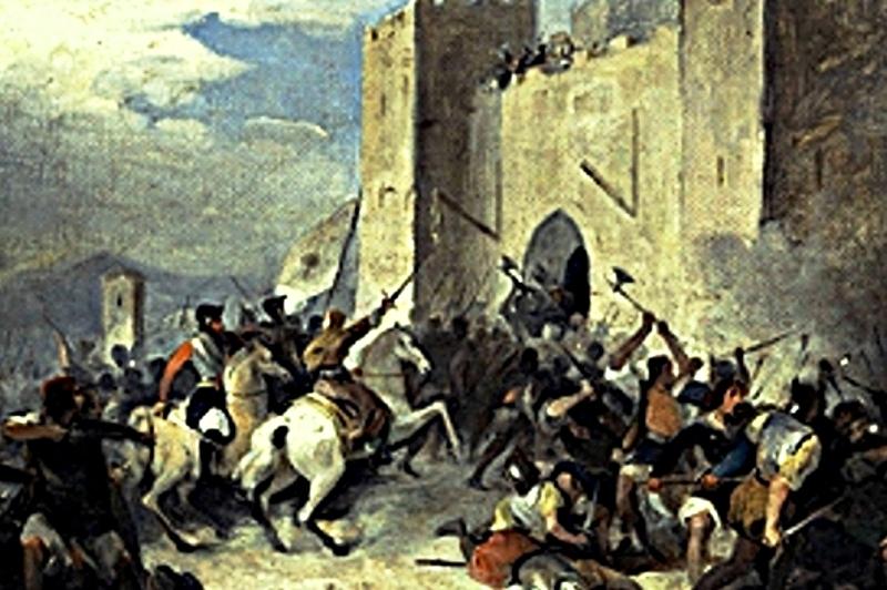 Giovanni Marghinotti - La battaglia di Sanluri