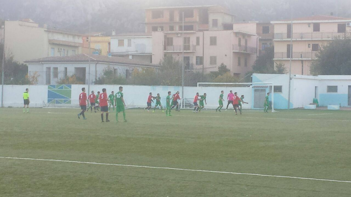 Sporting - Cus Sassari. Foto inviata da Emiliano Pintore