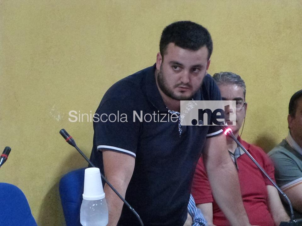 Antonio Bidoni, consigliere comunale di Identità e rinnovamento