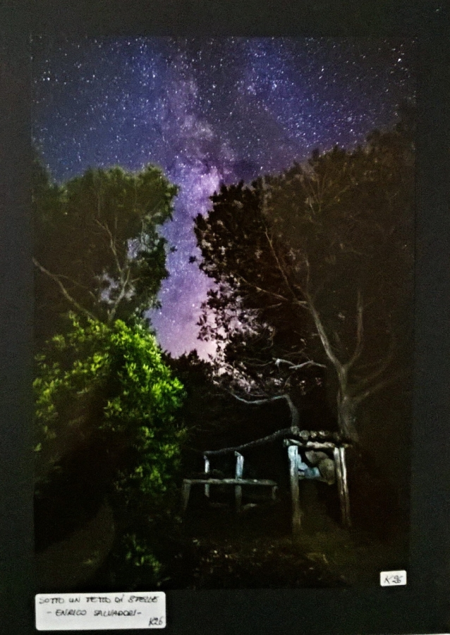 Enrico Salvadori - Sotto un tetto di stelle