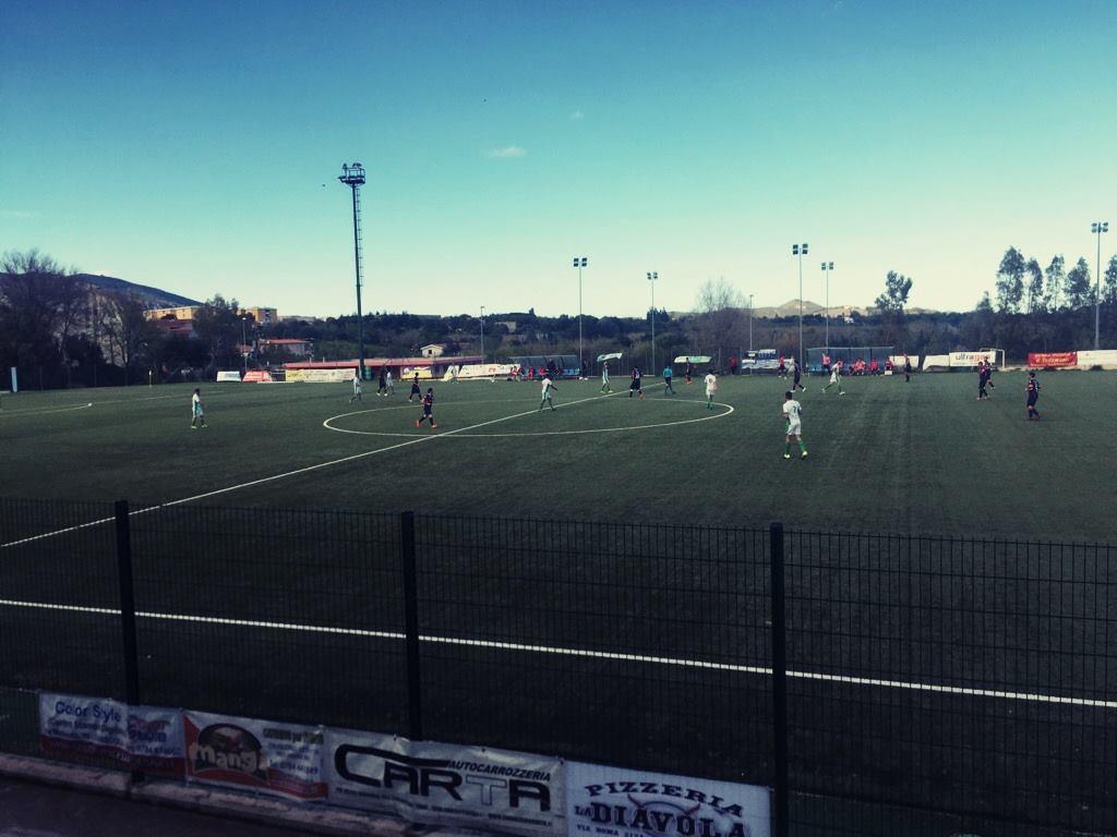 Sporting - Porto Torres. Foto inviata da Nicola Tocco