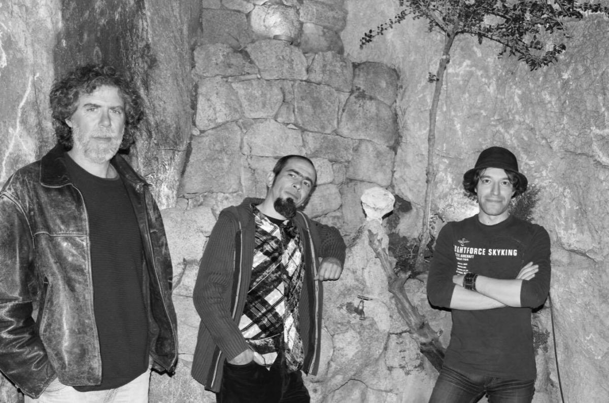 l'Organ trio, foto inviata alla redazione