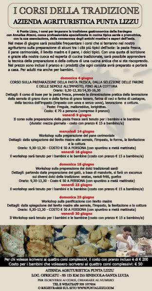 Agriturismo punta lizzu a giugno la cucina della - Imparare l arte della cucina francese ...