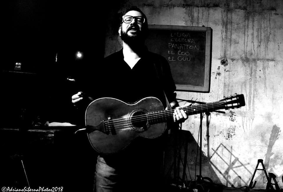 Francesco Piu (foto Adriano Siberna, fonte Facebook)